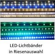 LED Lichtbänder in großer Auswahl