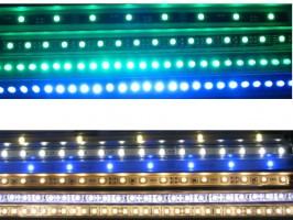 LED-Lichtleisten, flexibel